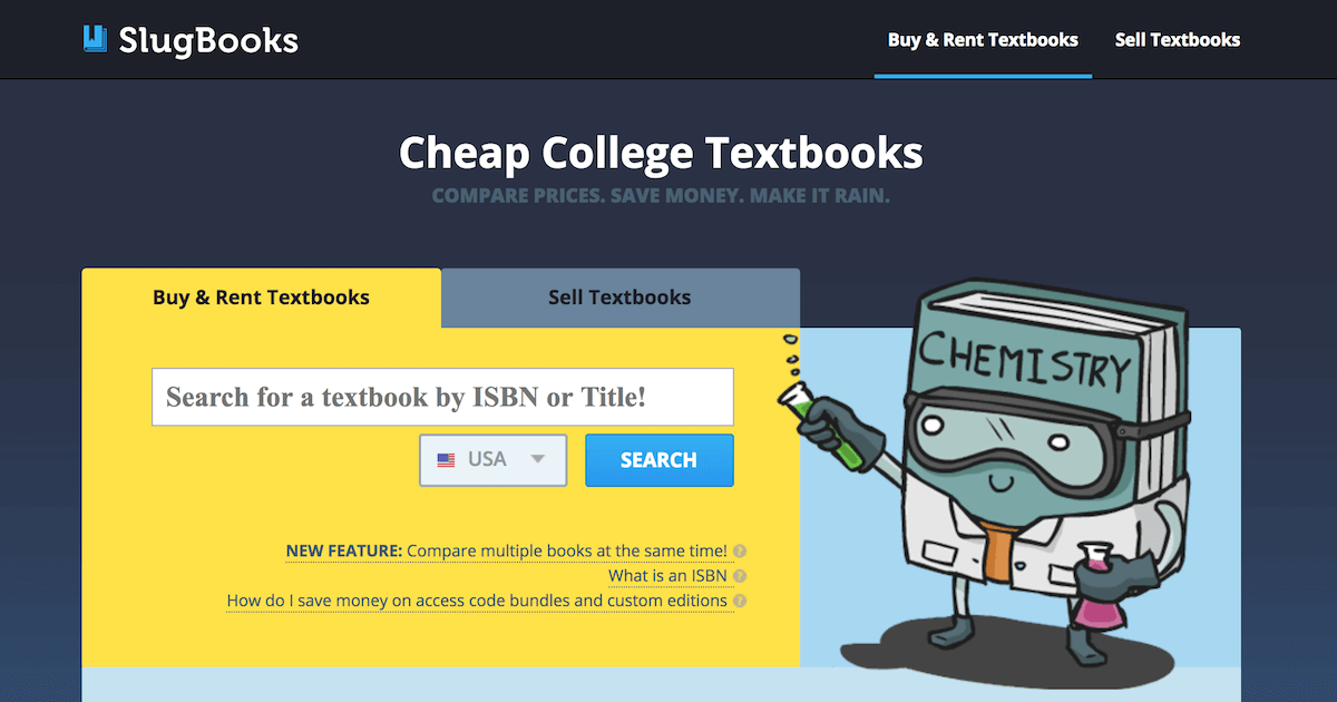 Cheap Textbooks Online >> Compare College Textbook Prices Buy And Rent College